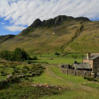 Great Langdale by Ruth