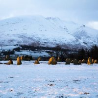 Winter at Castlerigg, by Ruth